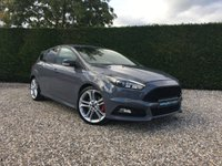 USED 2015 15 FORD FOCUS 2.0 ST-3 5d 247 BHP
