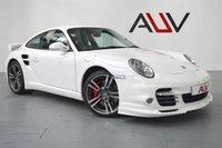 USED 2010 59 PORSCHE 911 3.8 TURBO 3d 500 BHP