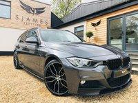 2015 BMW 3 SERIES 3.0 330D XDRIVE M SPORT TOURING 5d AUTO 255 BHP £20990.00
