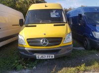 2007 MERCEDES-BENZ SPRINTER 2.1 311 CDI MWB 1d 109 BHP £SOLD