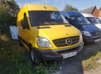 USED 2007 57 MERCEDES-BENZ SPRINTER 2.1 311 CDI MWB 1d 109 BHP REDUCED TO CLEAR