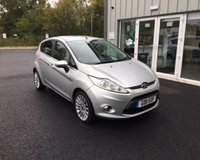 USED 2011 11 FORD FIESTA 1.4 TITANIUM AUTOMATIC THIS VEHICLE IS AT SITE 1 - TO VIEW CALL US ON 01903 892224