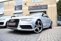 USED 2016 16 AUDI A7 3.0 SPORTBACK TDI QUATTRO S LINE BLACK EDITION 272 BHP
