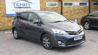 2015 TOYOTA VERSO 1.6 D-4D ICON 5d 110 BHP £12984.00