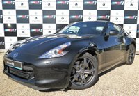 USED 2013 13 NISSAN 370Z 3.7 V6 GT EDITION 3d 328 BHP