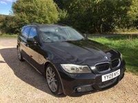 2009 BMW 3 SERIES 2.0 318I M SPORT TOURING 5d 141 BHP £5790.00