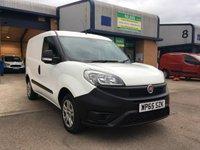 2015 FIAT DOBLO 1.2 16V MULTIJET 1d 90 BHP £5295.00
