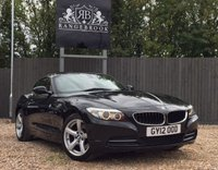 2012 BMW Z4 2.0 Z4 SDRIVE28I ROADSTER 2dr £11999.00