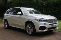 2015 BMW X5 3.0 XDRIVE40D M SPORT 5d AUTO 309 BHP £31000.00