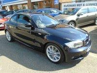 2012 BMW 1 SERIES 2.0 120D M SPORT 2d AUTO 175 BHP £8750.00