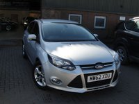 USED 2013 62 FORD FOCUS 1.6 ZETEC 5d AUTO 124 BHP ANY PART EXCHANGE WELCOME, COUNTRY WIDE DELIVERY ARRANGED, HUGE SPEC