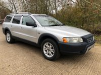 2005 VOLVO XC 70 XC70 2.5 T SE Lux Geartronic AWD 5dr £6490.00