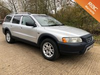 2005 VOLVO XC 70 XC70 2.5 T SE Lux Geartronic AWD 5dr £5490.00