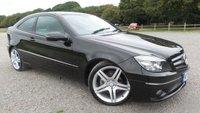 2009 MERCEDES-BENZ CLC CLASS 2.1 CLC200 CDI SPORT 3d AUTO 122 BHP £5000.00