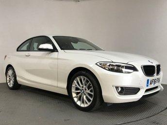 2016 BMW 2 SERIES 1.5 218I SE 2d 134 BHP £13995.00