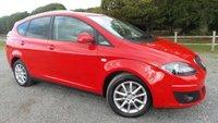 2011 SEAT ALTEA XL 1.6 CR TDI SE DSG 5d AUTO 103 BHP £4500.00