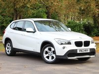 USED 2012 12 BMW X1 2.0 SDRIVE20D SE 5d AUTO 174 BHP £207 PCM With £1079 Deposit