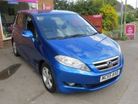 USED 2006 55 HONDA FR-V 2.0 I-VTEC SPORT 5d 148 BHP 6 SEATS- RARE CAR. LOW MILES. FINANCE & DELIVERY POSSIBLE