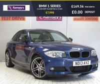 USED 2013 13 BMW 1 SERIES 2.0 120D SPORT PLUS EDITION 2d 175 BHP