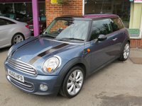 2011 MINI HATCH COOPER 1.6 COOPER 3d 122 BHP £SOLD