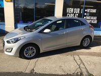 USED 2015 65 HYUNDAI I30 1.6 CRDI SE BLUE DRIVE 5d 109 BHP Zero Road for Life