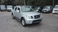 USED 2013 13 NISSAN NAVARA 2.5 DCI TEKNA 4X4 DCB AUTO Reverse Camera, Automatic, Air Conditioning