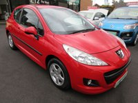 USED 2010 10 PEUGEOT 207 1.4 VERVE 3d 73 BHP **JUST ARRIVED**TEST DRIVE TODAY**FINANCE AVAILABLE**