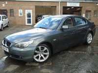 2004 BMW 5 SERIES 2.5 525D SE 4d AUTO 175 BHP £2995.00