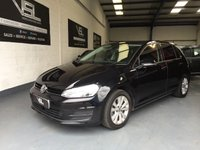 2013 VOLKSWAGEN GOLF 1.6 SE TDI BLUEMOTION TECHNOLOGY 5d 103 BHP £8427.00