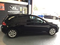 USED 2013 63 VOLKSWAGEN GOLF 1.6 SE TDI BLUEMOTION TECHNOLOGY 5d 103 BHP +FULL SERVICE+WARRANTY+FINANCE