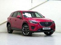 2016 MAZDA CX-5 2.0 SPORT NAV 5d 163 BHP £16995.00
