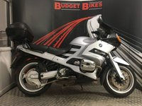 2003 BMW R1100 1100cc R 1100 RS  £1995.00
