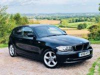 2010 BMW 1 SERIES 2.0 116I SPORT 3d 121 BHP £3985.00