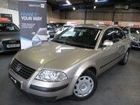 2004 VOLKSWAGEN PASSAT 1.8 S 20V TURBO TIPTRONIC 4d AUTO 148 BHP £1990.00