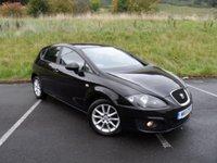 2011 SEAT LEON 1.6 CR TDI SE 5d 103 BHP £4490.00