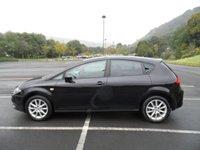 USED 2011 11 SEAT LEON 1.6 CR TDI SE 5d 103 BHP SERVICE HISTORY, £20 TAX, 12 MONTHS MOT