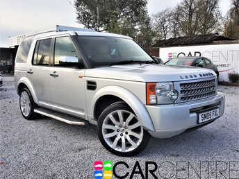 View our 2005 05 LAND ROVER DISCOVERY 2.7 3 TDV6 5 SEATS 5d 188 BHP