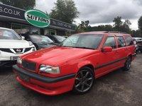 1996 VOLVO 850 2.3 T5 R ESTATE AUTO £10989.00