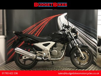 View our HONDA CBF250