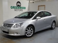 USED 2009 09 TOYOTA AVENSIS 1.8 V-Matic TR 4dr