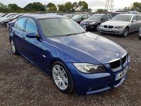 2008 BMW 3 SERIES 2.0 320D M SPORT 4d 174 BHP £3195.00
