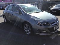 USED 2015 15 VAUXHALL ASTRA 1.6 SRI 5d 113 BHP Sri, 35000 miles, big savings on rrp, superb.