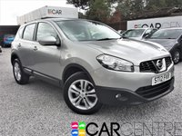 USED 2012 12 NISSAN QASHQAI 1.5 ACENTA DCI 5d 110 BHP 1 PREV OWNER + FULL SERV HIST