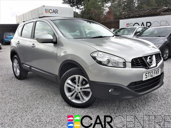 View our 2012 12 NISSAN QASHQAI 1.5 ACENTA DCI 5d 110 BHP