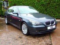 USED 2008 08 BMW 5 SERIES 3.0 530D SE 4d 232 BHP