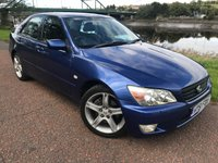 2002 LEXUS IS 200