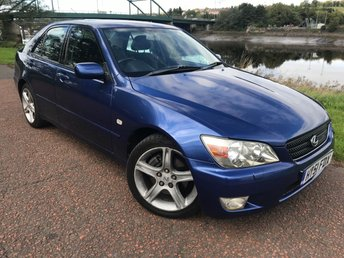 View our LEXUS IS 200