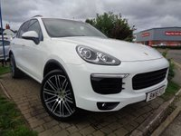 USED 2016 16 PORSCHE CAYENNE 3.0 D V6 TIPTRONIC S 5d AUTO 262 BHP **Immaculate Example 1 Owner FPSH Inc Porsche Warranty**