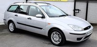 2003 FORD FOCUS LX ESTATE £1250.00