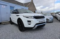 USED 2012 62 LAND ROVER RANGE ROVER EVOQUE Dynamic AWD 2.0 Si4 Auto 5dr ( 240 bhp ) Stunning Example Rare Petrol Model AWD Huge Specification Best Colour Combination